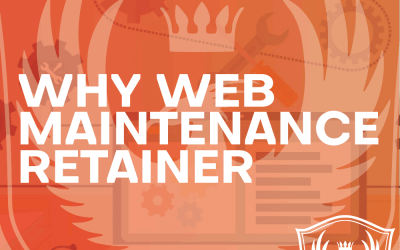Why Web Maintenance Retainer?